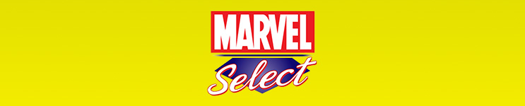Marvel Select Toys, Action Figures, Statues, Collectibles, and More!