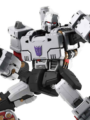 "Transformers MAS-02 Megatron 18"" Mega Action Figure"