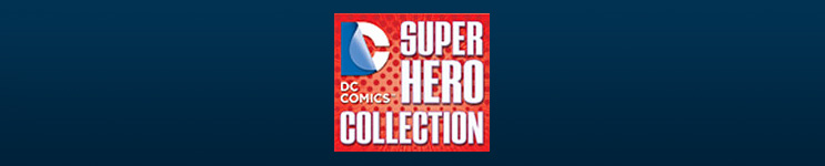 DC Super Hero Collection Toys, Action Figures, Statues, Collectibles, and More!