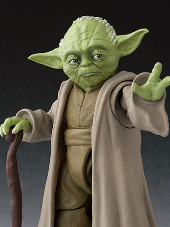 Star Wars S.H.Figuarts Yoda (Revenge of the Sith)
