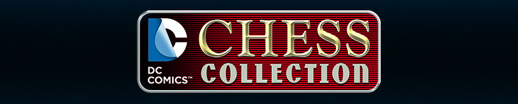 DC Chess Collection Toys, Action Figures, Statues, Collectibles, and More!