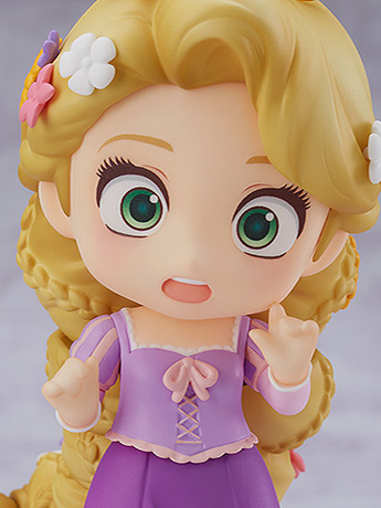 New Nendoroid - Rapunzel & More