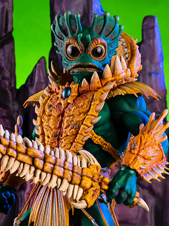 Masters of the Universe Mer-Man 1/6 Scale Figure