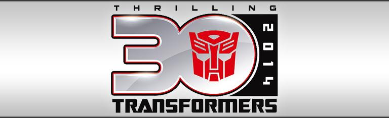 Transformers Thrilling 30