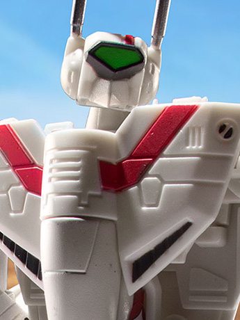 Transformable Robotech VF-1 Rick - $34.99