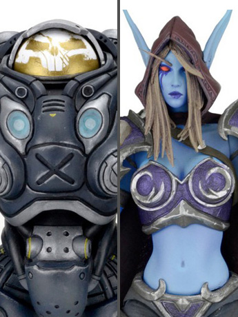 NECA Heroes of the Storm