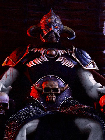 Hell on Earth Death Dealer 1/6 Action Figure - TBLeague