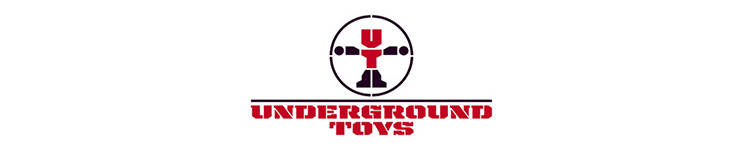 Underground Toys Toys, Action Figures, Statues, Collectibles, and More!