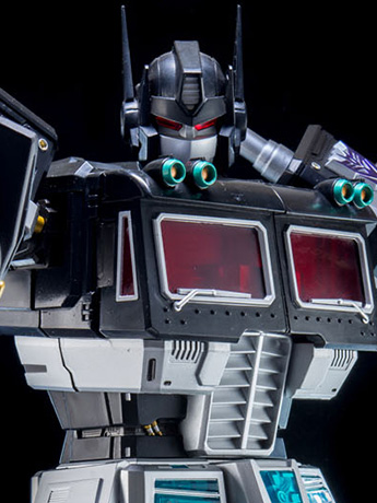 "MAS-01NP Nemesis Prime Mega 18"" Action Figure (Limited Edition)"