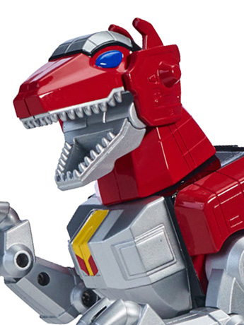New Power Rangers Legacy T-Rex Deluxe Zord & More