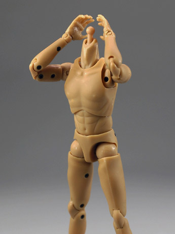 Standard Male Narrow Shoulder 1/12 Body