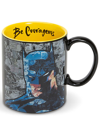 DC Mugs & Salt/Pepper Shakers