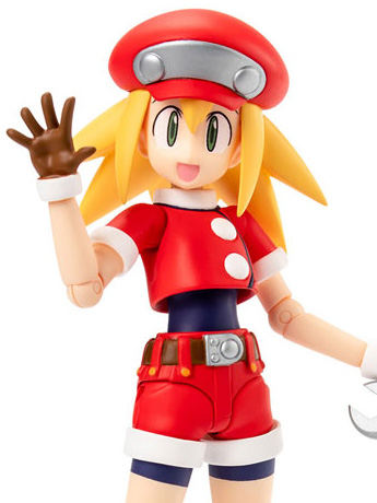 Mega Man Legends 4Inch-Nel Roll Caskett