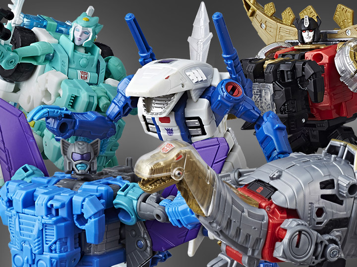 Transformers Power of the Primes Wave 2