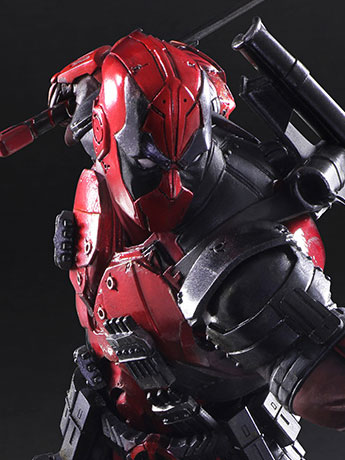 Play Arts Kai - Deadpool & More