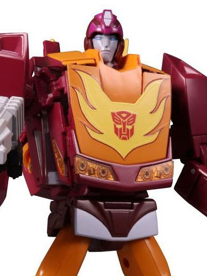 Transformers MP-40 Targetmaster Hot Rodimus