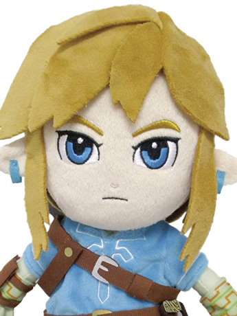 "New Nintendo 10"" - 12"" Plush Series"