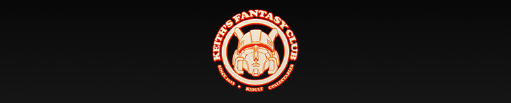 Keiths Fantasy Club - KFC Toys, Action Figures, Statues, Collectibles, and More!
