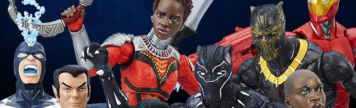 Black Panther Marvel Legends