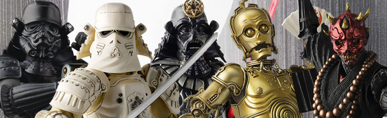 Star Wars Mei Sho Movie Realization Sale!