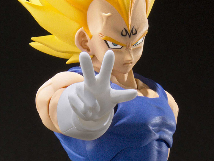 New Bandai Figuarts - Majin-Vegeta, Super Sailor Venus & More!