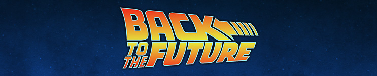 Back to the Future Toys, Action Figures, Statues, Collectibles, and More!