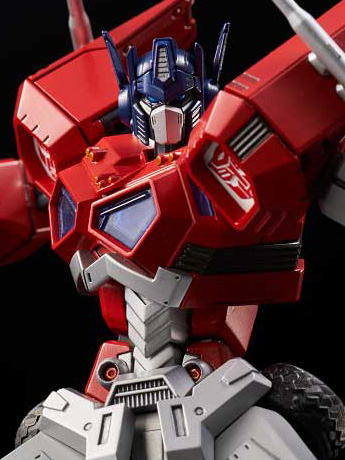 Transformers Furai 01 Optimus Prime Model Kit