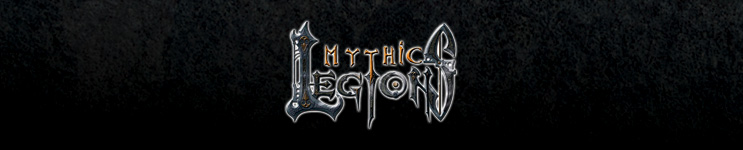 Mythic Legions Toys, Action Figures, Statues, Collectibles, and More!