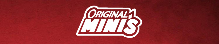 Original Mini's Toys, Action Figures, Statues, Collectibles, and More!